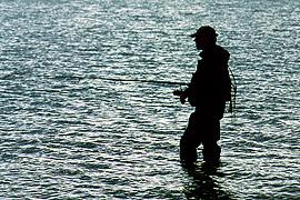 Fiske i Särna